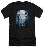 The Corpse Bride - Poster (slim fit) T-shirts
