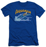 Aquaman - Aqua Swim (slim fit) Shirt