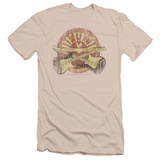 Sun Records - Crossed Guitars (slim fit) Shirts