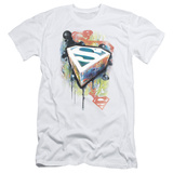 Superman - Urban Shields (slim fit) Shirt