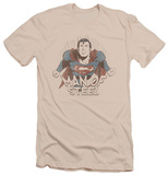 Superman - Fly Away (slim fit) Shirts