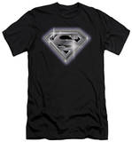 Superman - Bling Shield (slim fit) Shirts
