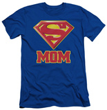 Superman - Super Mom (slim fit) T-Shirt
