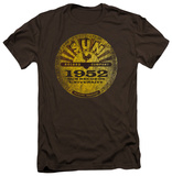 Sun Records - Sun University Distressed (slim fit) Shirts