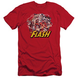 The Flash - Flash Family (slim fit) T-shirts