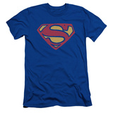Superman - Super Rough (slim fit) T-shirts