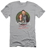 Suburgatory - Father & Daughter (slim fit) T-Shirt