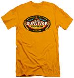 Survivor - Vanuatu (slim fit) T-Shirt
