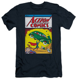 Superman - Action No. 1 (slim fit) Shirts