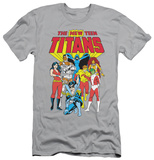 Teen Titans - New Teen Titans (slim fit) T-shirts