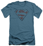Superman - Vintage S (slim fit) T-Shirts
