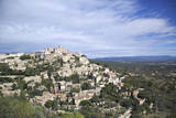 Hilltop Medieval Village of Gordes, France Photographic Print by Leonard Zhukovsky