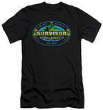 Survivor - All Stars (slim fit) T-shirts