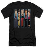 Star Trek - The Captains (slim fit) T-shirts