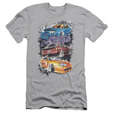 The Fast And The Furious - Smokin Street Cars (slim fit) T-shirts