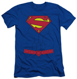 Superman - New 52 Torso (slim fit) Shirts