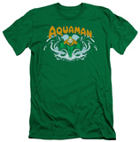 Aquaman - Aquaman Splash (slim fit) Shirt