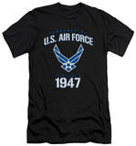 Air Force - Property Of (slim fit) T-shirts