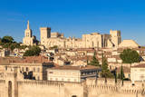 Avignon in Provence Prints by  Zechal