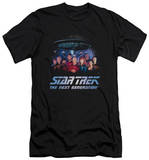 Star Trek - Space Group (slim fit) Shirts