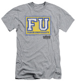 Animal House - Faber University (slim fit) T-shirts