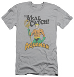 Aquaman - Real Catch (slim fit) Shirts