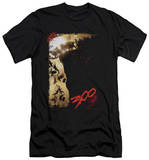 300 - The Cliff (slim fit) T-Shirt