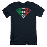 Superman - Mexican Shield (slim fit) T-shirts