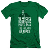 30 Rock - Failed Pilots (slim fit) T-Shirt