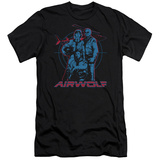 Airwolf - Graphic (slim fit) Shirt