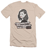 Suburgatory - Mascara (slim fit) T-shirts