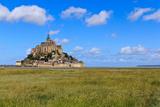 Mont Saint Michel Abbey, Normandy / Brittany, France Photo by  Zechal