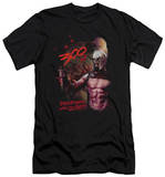 300 - Prepare For Glory (slim fit) T-shirts