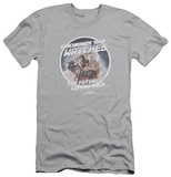 Back To The Future II - Synchronize Watches (slim fit) Shirt