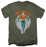 Aquaman - From The Depths (premium) T-Shirt