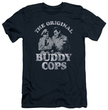 Andy Griffith - Buddy Cops (slim fit) T-Shirt