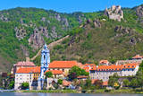 Durnstein on the River Danube (Wachau Valley), Austria Photographic Print by  Zechal