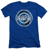 Amazing Race - Around The Globe (slim fit) T-shirts
