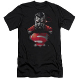 Superman - Heat Vision Charged (slim fit) T-Shirt