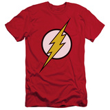 The Flash - Flash Logo (slim fit) Shirts