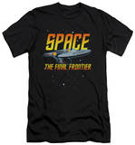 Star Trek - Space (slim fit) T-shirts