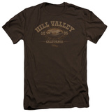 Back To The Future III - Hill Valley 1855 (slim fit) T-shirts