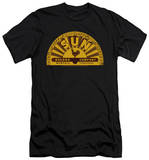 Sun Records - Traditional Logo (slim fit) T-Shirt