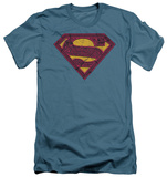 Superman - Celtic Shield (slim fit) T-Shirt