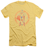 Superman - Peoples Champion (slim fit) T-shirts