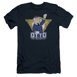 Airplane - Otto (slim fit) T-shirts