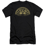Sun Records - Tattered Logo (slim fit) T-shirts
