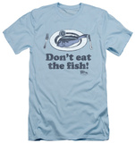 Airplane - Don't Eat The Fish (slim fit) T-shirts