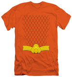 Aquaman - New Aqua Costume (slim fit) T-shirts