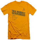 Star Trek - Trek Yourself (slim fit) Shirt